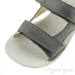 Shoo Pom Goa Scratch Veg Boys Grey Sandal
