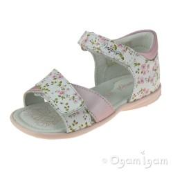 Primigi 5405811 Girls Rosa Pink White Sandal