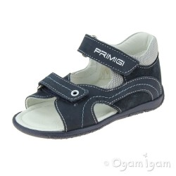 Primigi 5401200 Boys Light Blue Navy Sandal