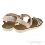 Shoo Pom Goa Multi Girls Pink-Multi Pastel Sandal