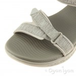 Skechers OnTheGo Radiant Womens Taupe Sandal