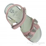 Lelli Kelly Agata Sandal Girls Rosa Pink Sandal