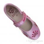Lelli Kelly Princess Letizia Girls Rosa Mary Jane Shoe