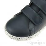 Bobux Grass Court Boys Navy Shoe