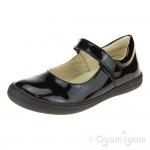 Primigi 6432000 Girls Black Patent School Shoe