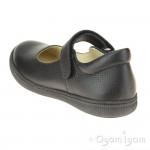 Primigi 6432022 Girls Black School Shoe