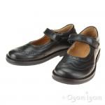 Froddo G31400066 Girls Black School Shoe