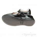 Lelli Kelly Bonnie Girls Black Patent School Shoe