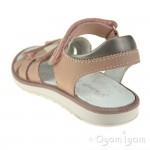 Primigi 5385400 Girls Rosa-Taupe Sandal