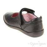 Start-rite Spirit Girls Black School Shoe
