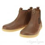 Bobux Jodhpur Boys Girls Toffee Brown Boot