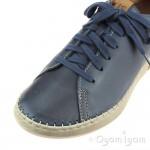 Josef Seibel Louisa 03 Womens Ocean-Kombi Blue Shoe
