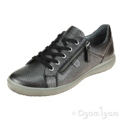 Josef Seibel Caren 12 Womens Basalt Grey Shoe