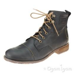 Josef Seibel Sienna 17 Womens Schwarz Black Boot