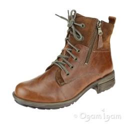 Josef Seibel Sandra 91 Womens Brandy Brown Boot