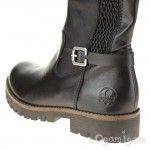Rieker 7859200 Womens Tall Black Boot