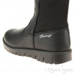 Primigi 6364800 Girls Black Tall Boot