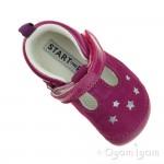 Start-rite Little Star Infant Girls Berry Shoe