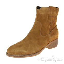 Hush Puppies Iva Womens Tan Brown Boot