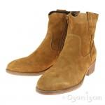Hush Puppies Iva Womens Tan Brown Boot