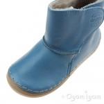 Froddo G2160057 Boys Girls Jeans Blue Boot