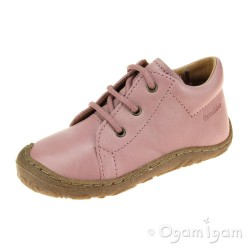 Froddo G2130204 Girls Pink Shoe