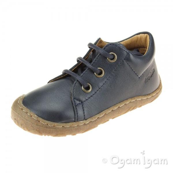 Froddo G2130204 Boys Dark Blue Shoe