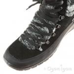 Rieker Z713200 Womens Warm-lined Waterproof Black Boot