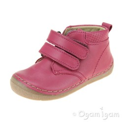 Froddo G2130207 Girls Fuchsia Boot