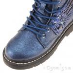 Lelli Kelly Ali Di Fata Girls Blue Ankle Boot