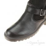 Primigi 6365811 Girls Black Waterproof Boot