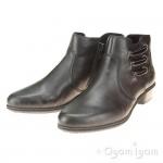 Rieker Y07B000 Womens Black Ankle Boot