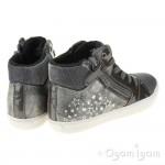 Geox Gisli Girls Dark grey Ankle Boot