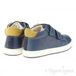 Geox Biglia Boys Avio Blue Shoe