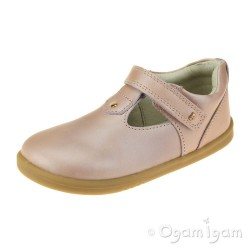 Bobux Louise Girls Dusk Pearl Shoe