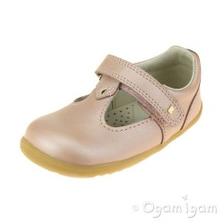 Bobux Louise Infant Girls Dusk Pearl Shoe