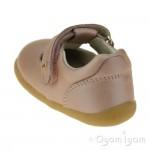 Bobux Louise Infant Girls Dusk Pearl Shoe