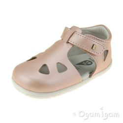 Bobux Zap Infant Infant Girls Seashell Sandal