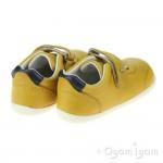 Bobux Ryder Junior Boys Chartruese-Navy Shoe