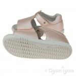 Bobux Mirror Junior Girls Seashell Shimmer Sandal