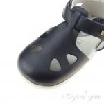 Bobux Zap Infant Boys Girls Navy Shoe