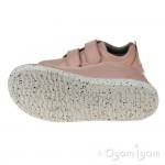 Bobux Grass Court Girls Seashell Shoe