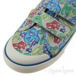 Start-rite Slime Boys Grey Multi Monster Shoe