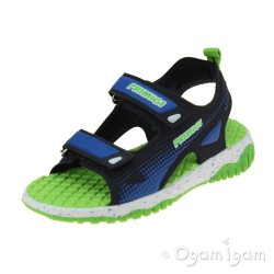 Primigi 7449933 Boys Navy/Royal Sandal