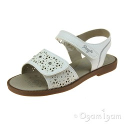 Primigi 7420100 Girls White Sandal