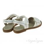 Primigi 7420100 Girls White Sandal
