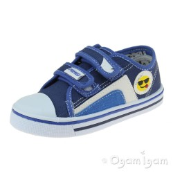 Primigi 7445800 Boys Navy/Royal Shoe
