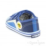 Primigi 7445800 Boys Navy/Royal Shoe