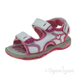 Primigi 7450211 Girls Fuxia Sandal