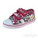 Primigi 7445611 Girls White Multi Shoe